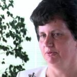 Vöröskeresztes elismerés Dr. Závogyi Zsuzsannának