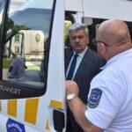 Szolgálatba helyezték a szentesi polgárőrök mikrobuszát