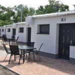 Felújították az Üdülőközpont panzió házait