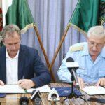A megyei önkormányzat és a rendőrfőkapitányság szorosabb együttműködése
