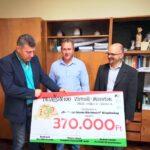 Szegedről is támogatják a szentesi kórházat