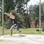 Az idei első atlétikai verseny Szentesen