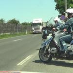Három megye rendőrei tartottak közös közlekedési akciót