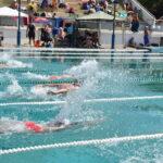 42 szentesi aranyérem a 25. szentesi szenior úszóversenyen