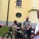 Elstartolt a családi, országúti kerékpártúra