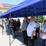 Új irodákat kaptak a polgárőrök