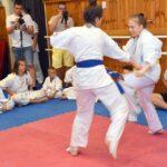 Sikeres karate tábor a Colosseumban
