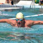 Szentesi szenior úszó-sikerek a nyílt vizeken