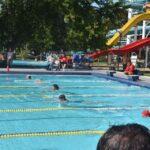 I. Vízipók Úszóverseny