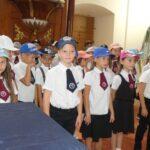Tanévnyitó a református iskolában