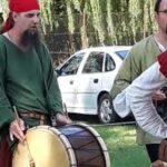 Középkori játékok a szentesi sportpályán