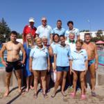 Eredményes úszóverseny – tisztújító közgyűlés