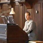 Orgonaest a református nagytemplomban