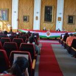 Megyei tanácskozás a szentesi városházán