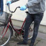 Megkerült a csongrádi ellopott kerékpár