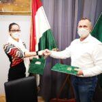 Együttműködés a megyei Önkormányzat és a Vöröskereszt között