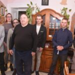 90. születésnapján köszöntötték a város díszpolgárát