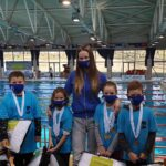 Több mint fél száz érmet hoztak úszóink a vásárhelyi versenyről