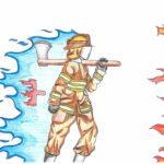 Katasztrófavédelmi  rajzpályázat