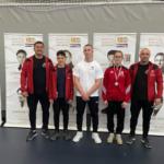 Cseh Balázs az Európa bajnokságon