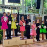 A Szilver TSE táncosainak sikerei