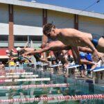 A május 8-án, Szentesen megrendezett úszóverseny hazai eredményei
