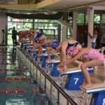 81 hazai aranyérem a szentesi nemzetközi úszóversenyen