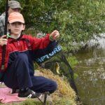 Közel félszáz gyermek horgászversenye