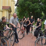 Kerékpártúra és kulturális programok – Szarvasra