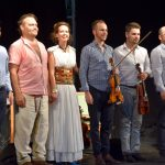 HERCZKU ÁGI, NIKOLA PAROV és a BANDA koncertje Szentesen