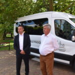 Tanya-és falugondnoki buszt kapott Szegvár