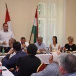 Nagymágocson tanácskoztak a térség polgármesterei
