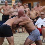 Szentesen indult a strandbirkózó szezon