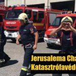 A tűzoltók válasza a táncos kihívásra