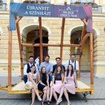 Kampány a szentesi színház újra nyitása kapcsán