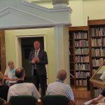 Országos szakmai tanácskozás a könyvtárban