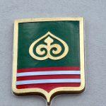 Lesz Nagytőkén az Istennek háza – címert avattak