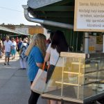 Szentesi gasztro piac, döntően helyi termékkel