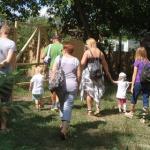 Szent István Napon a Gólyás kert is népszerű volt