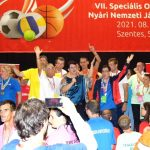 Véget értek a VII. Speciális Olimpia Nyári Nemzeti Játékok