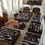 A református iskola tanévnyitója a Nagytemplomban