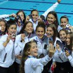 EB bronzérmesek a szentesi pólós lányok