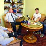 Életmentésért adott át elismeréseket Szentes polgármestere