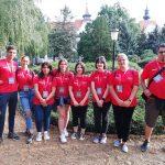 A Boros diákjai is segítettek a szentesi VII. Nyári Nemzeti Játékokon!