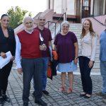 A szentesi kórház alapítójának ükunokája látogatott Szentesre