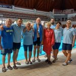 Második hely az egri nemzetközi úszóversenyen
