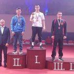 Szentesi birkózó sikerek az U23-as OB-n