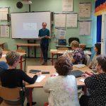 Tanári műhelymunka a Kosztában