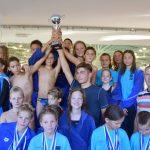 Szentesiek nyerték a Sprint úszókupát