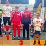 Cseh Balázs birkózó Diákolimpiai bajnok lett!